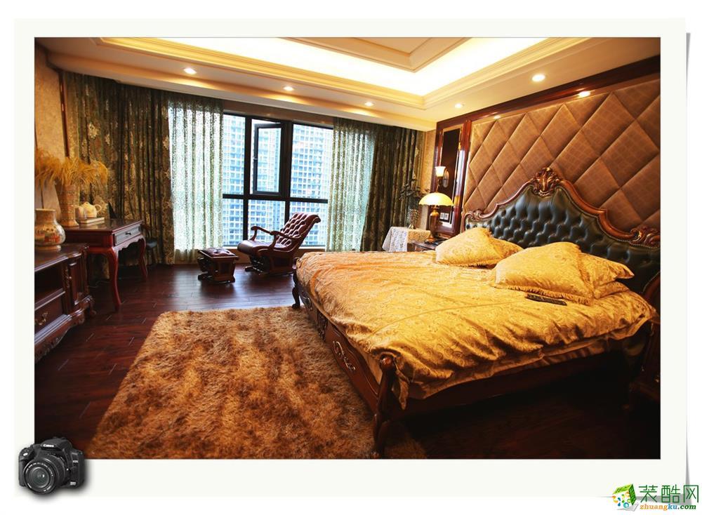卧室  四海逸家欧式风格