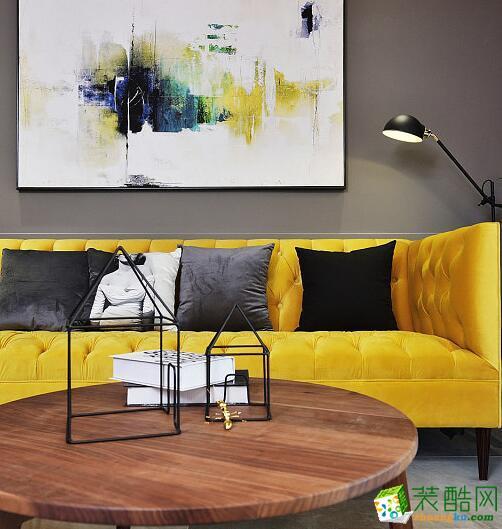 DE装饰设计三居室装修案例
