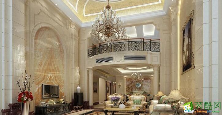 新古典风格实景案例--居众装饰