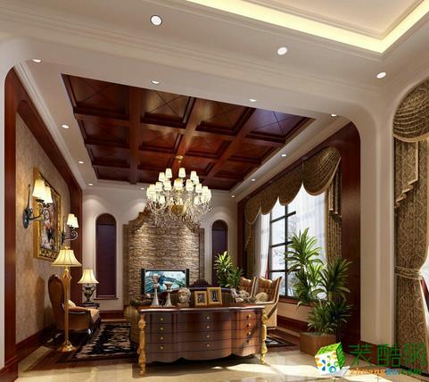 杭州龙发装饰欧式风格装修案例