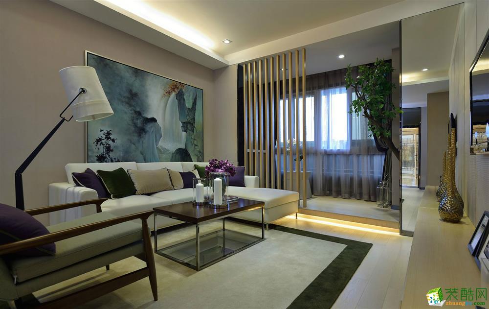 天津华庭装饰工程有限公司-三室两厅一卫