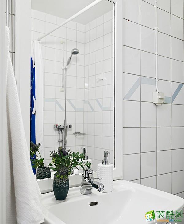 卫浴  文艺范儿的公寓