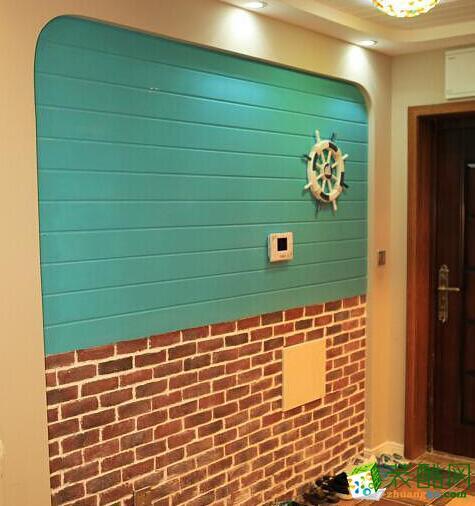 重庆乾维天下居装饰92平美式装修样板房