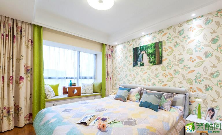 名艺置家―109�O现代简约两室一厅装修案例