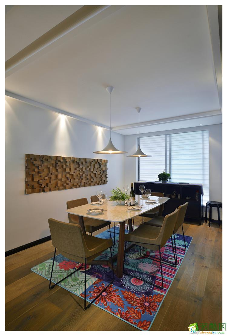 金庭装饰―288平米现代风格别墅装修案例图