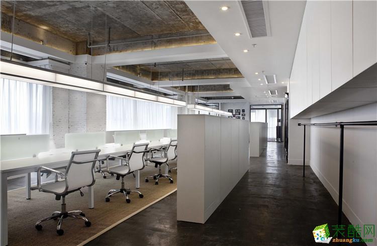 金庭装饰―500平米商业办公室装修案例图