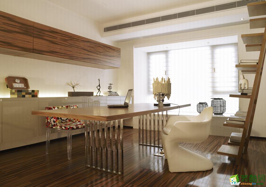 天一装饰―84平米两室一厅现代风格装修效果图