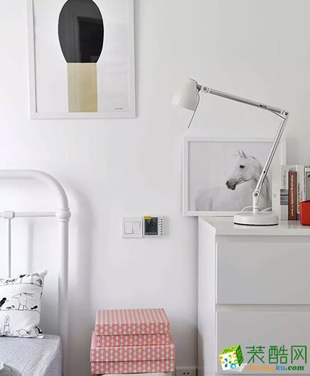 美的家装饰-120平北欧装修效果图