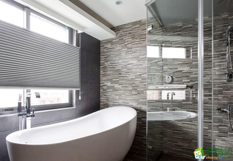 美的家装饰-120平美式装修效果图