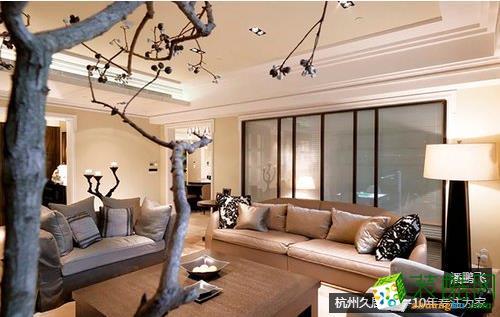 久居装饰-230平中式古典装修设计效果图