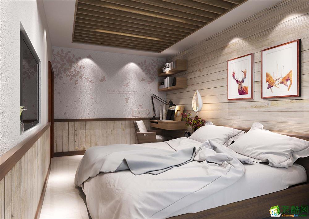 泥巴公社―北欧风|卧室 温馨漫时光