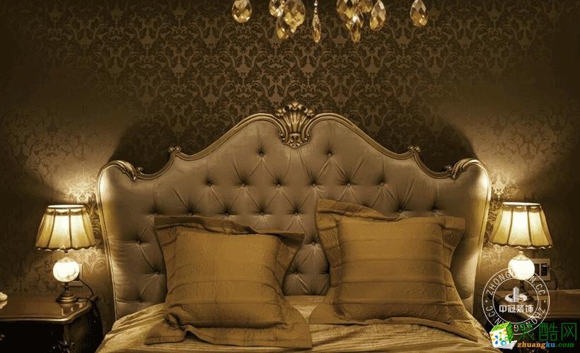 中冠装饰―仁苑180平米欧式风格装修效果图