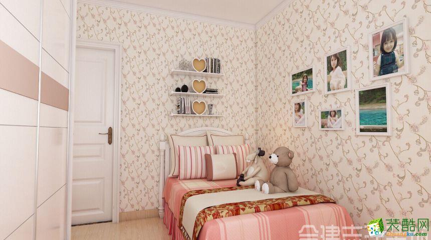 合建志洋―建邦华庭现代简约风两居室装修效果图
