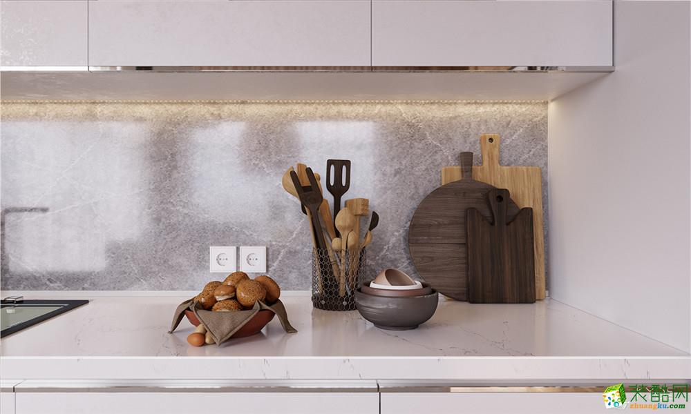 泥巴公社装饰―现代风格餐厅装修效果图