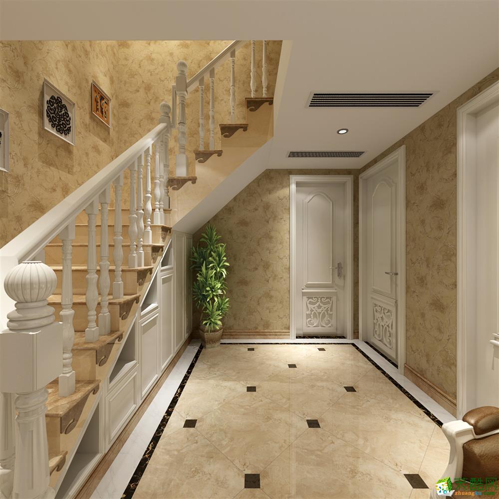 地砖 美的家装饰-欧麓花园欧式风格
