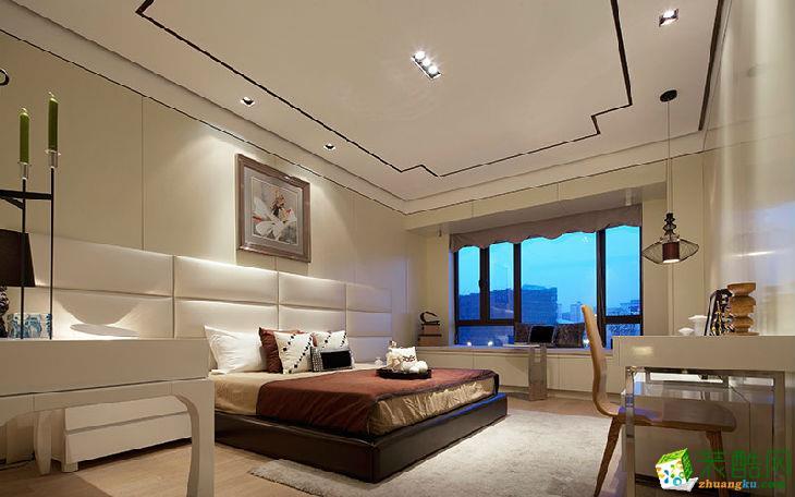 喜支支装饰―碧水华庭130平米中式风格装修效果图