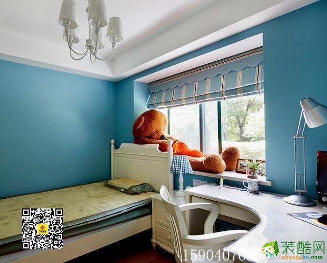 方林装饰儿童房设计
