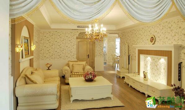 典匠装饰-三居室112平米简约风格装修案例图