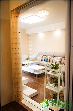 好百年装饰-121平米三居室现代简约风格装修案例图