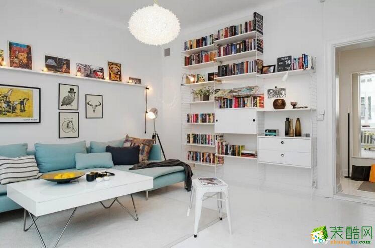 典匠装饰-109平米三居室装修案例图