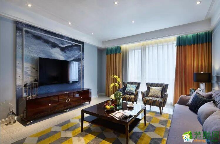 天地和装饰-125平米三居室装修案例