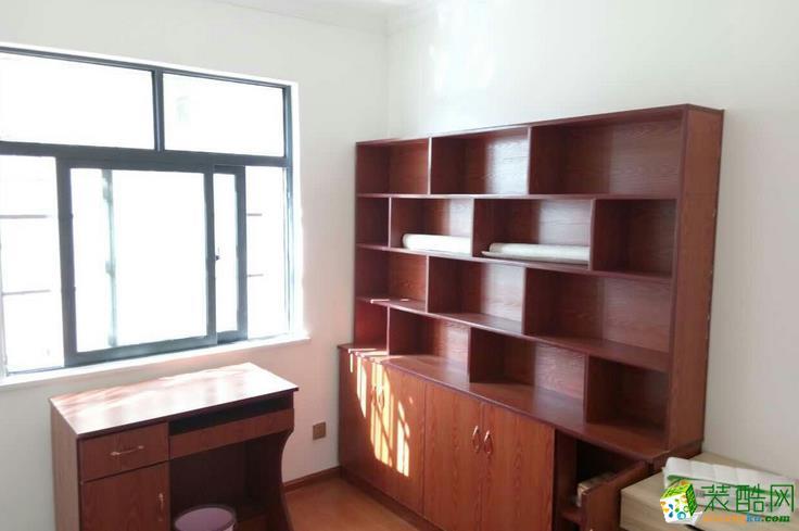 长沙近距离装饰-现代简约77平米两居室装修效果图