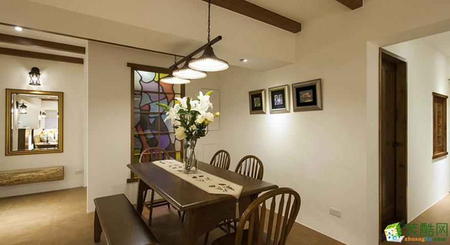 湖南洁宁装饰-现代简约风格两居室装修效果图