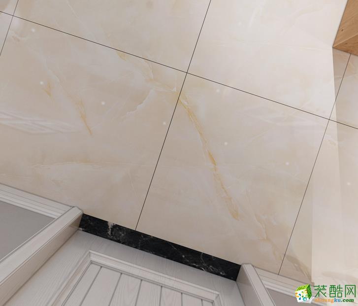 长沙美迪装饰-世纪城融江苑现代风三居室装修效果图