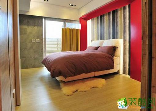 长沙雅筑装饰-混搭两居室装修效果图