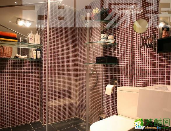 湖南288集成家装-现代简约两居室装修效果图