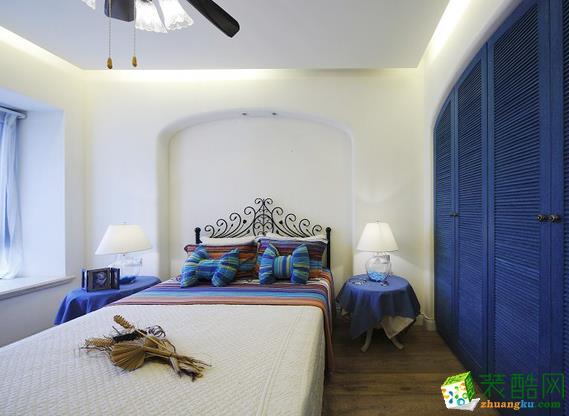 湖南288集成家装-地中海两居室装修效果图