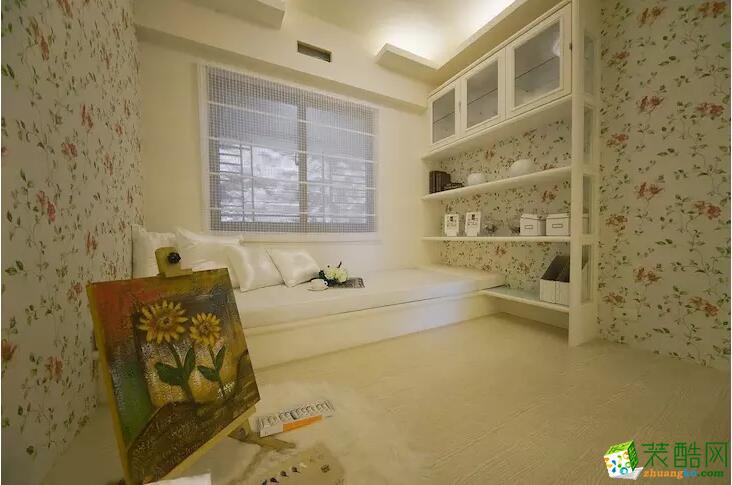【速美超级家装饰】137平米四居室新古典风格装修案例