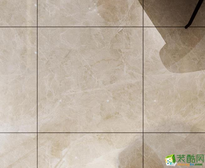 长沙美迪装饰-现代风北辰三角洲三居室装修效果图
