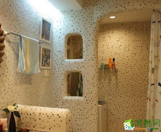 长沙米兰大宅-地中海一居室装修效果图