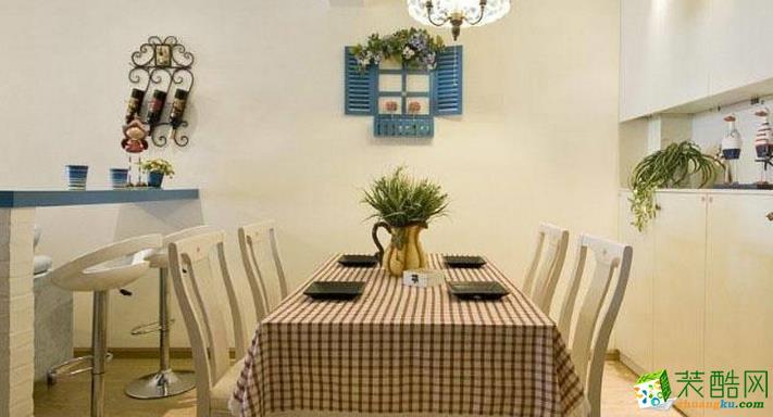 长沙米兰大宅-地中海一室一厅装修效果图