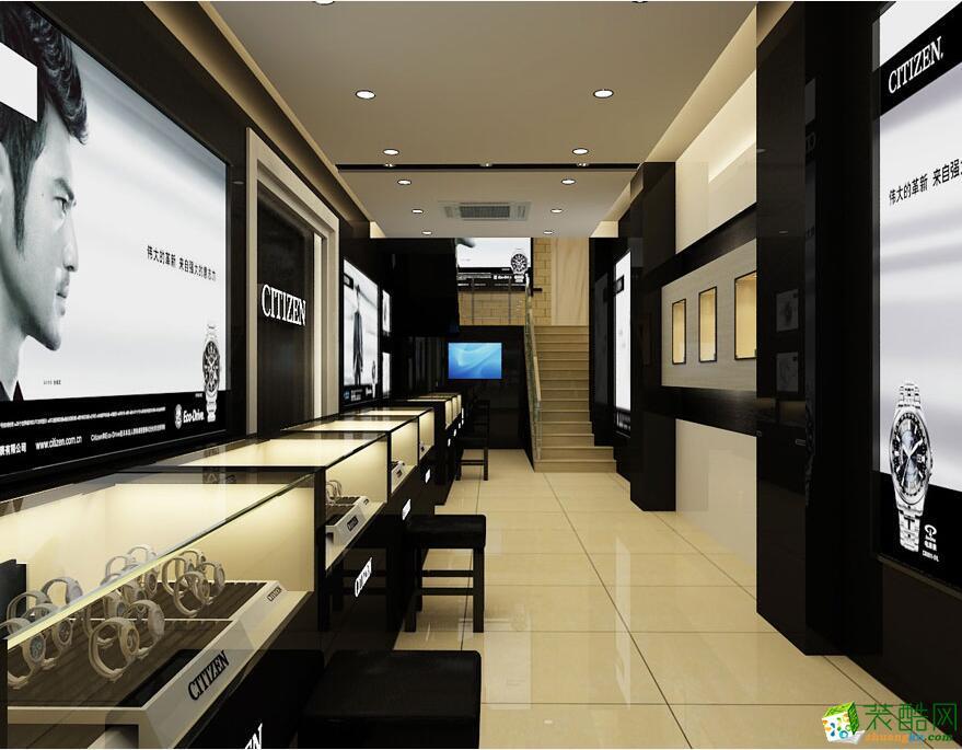 【成都古兰装饰】现代风格饰品店400平米装修案例