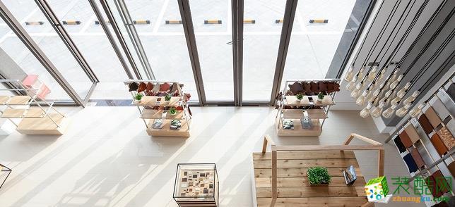 長沙宇沖裝飾-現代簡約商鋪裝修效果圖