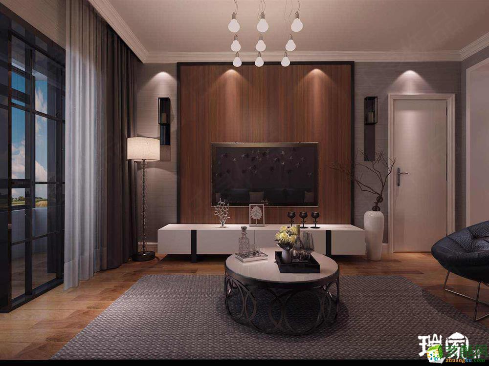 【人民银行家属楼】70㎡二室二厅一卫 现代简约