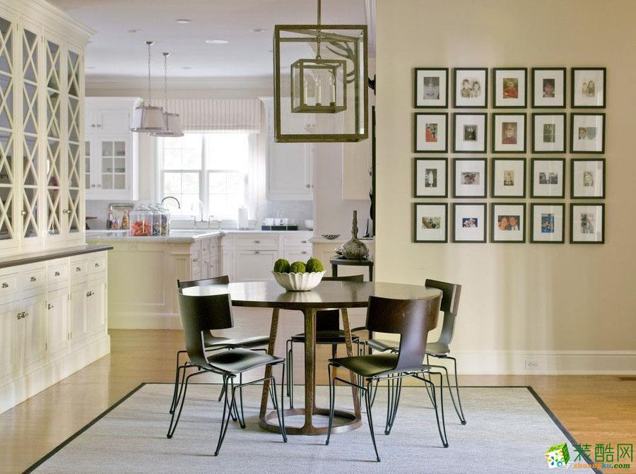 长沙米兰大宅-田园风格两居室装修效果图