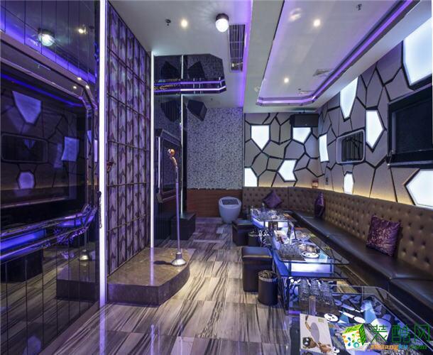 【重庆佳林国际装饰】1200平米KTV豪华装修案例