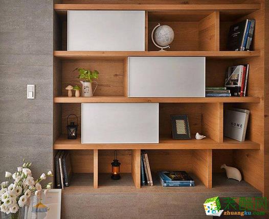 长沙品道装饰-北欧两居室装修效果图