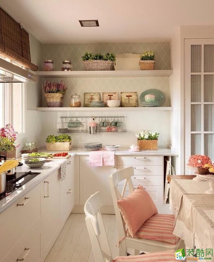 【品创装饰】干净明亮的厨房