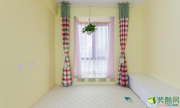 长沙金空间装饰-地中海两居室装修效果图