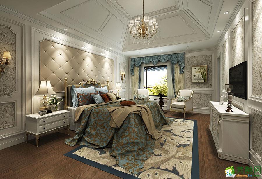 米兰大宅装饰―580�O古典风格别墅装修案例