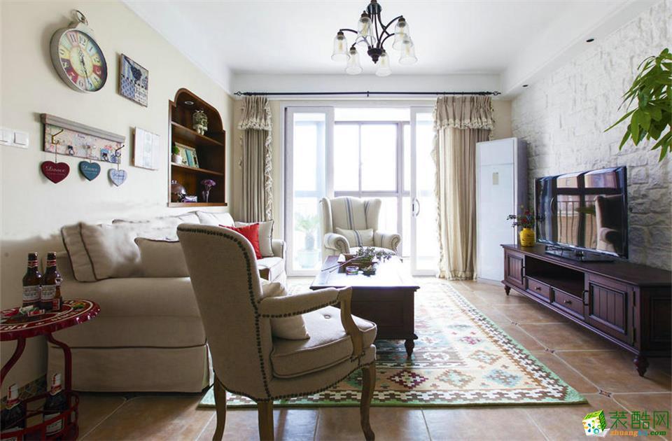 长沙铭品装饰-混搭三居室装修效果图