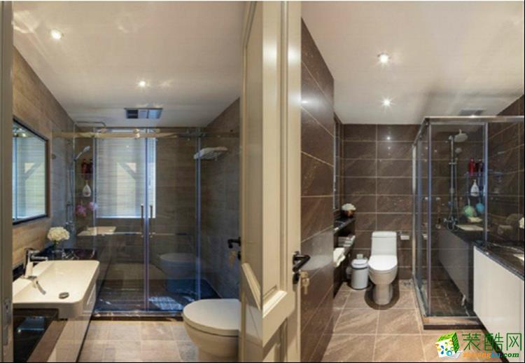 长沙金空间装饰-江山如画北欧两居室装修效果图