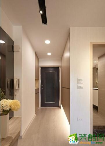 【易美家居装饰】紫御熙庭 两居室装修案例图