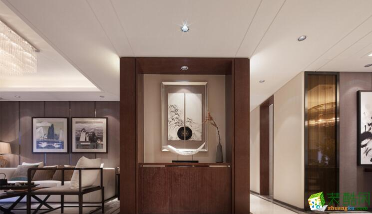 【三好优品】混搭风格三居室装修案例图