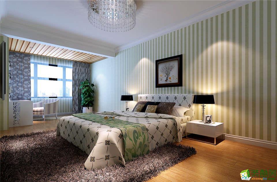 西安众艺美家装饰-现代简约三居室装修效果图
