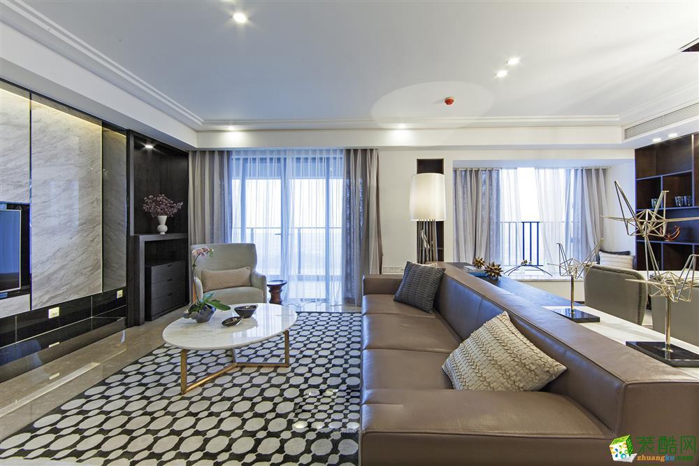 南京奥米巴装饰公司-两室两厅两卫